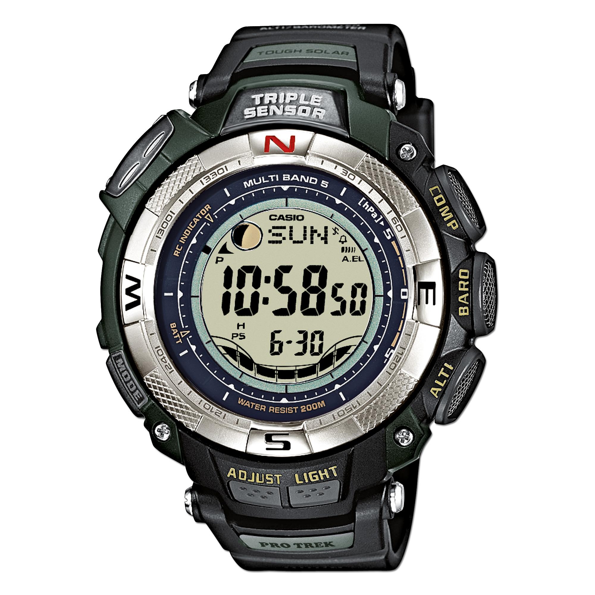 Uhr Casio Pro Trek Cerro Blanco