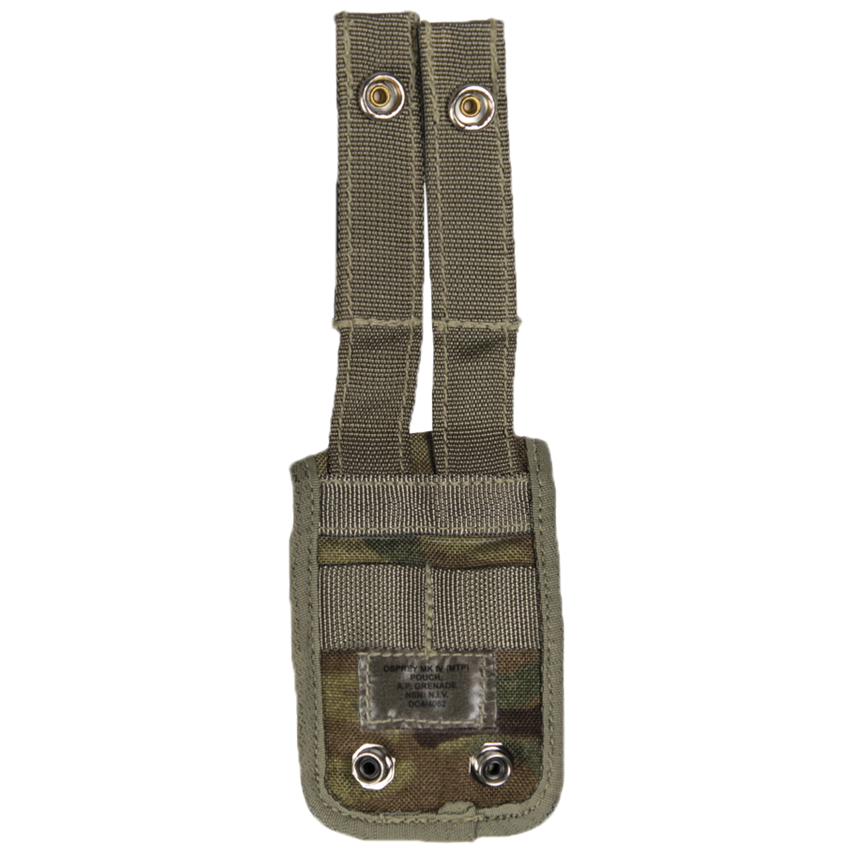Britische Koppeltasche AP Grenade MTP tarn gebraucht