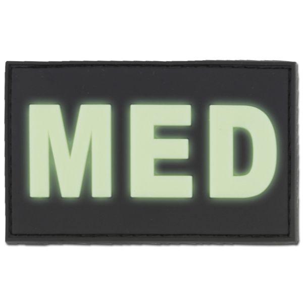3D-Patch MED nachleuchtend