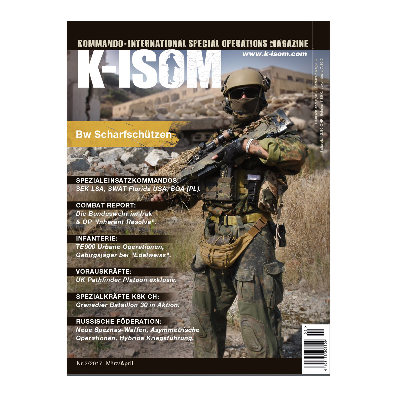 Kommando Magazin K-ISOM Ausgabe 02-2017