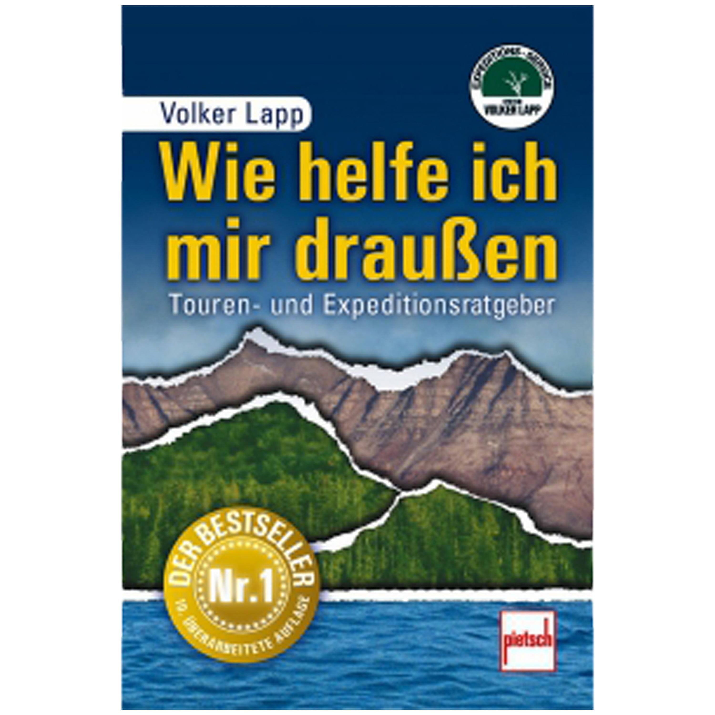 Buch Wie helfe ich mir draußen 10. Auflage