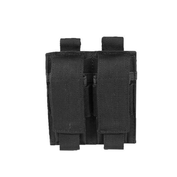 Magazintasche Mil-Tec Pistole Double schwarz