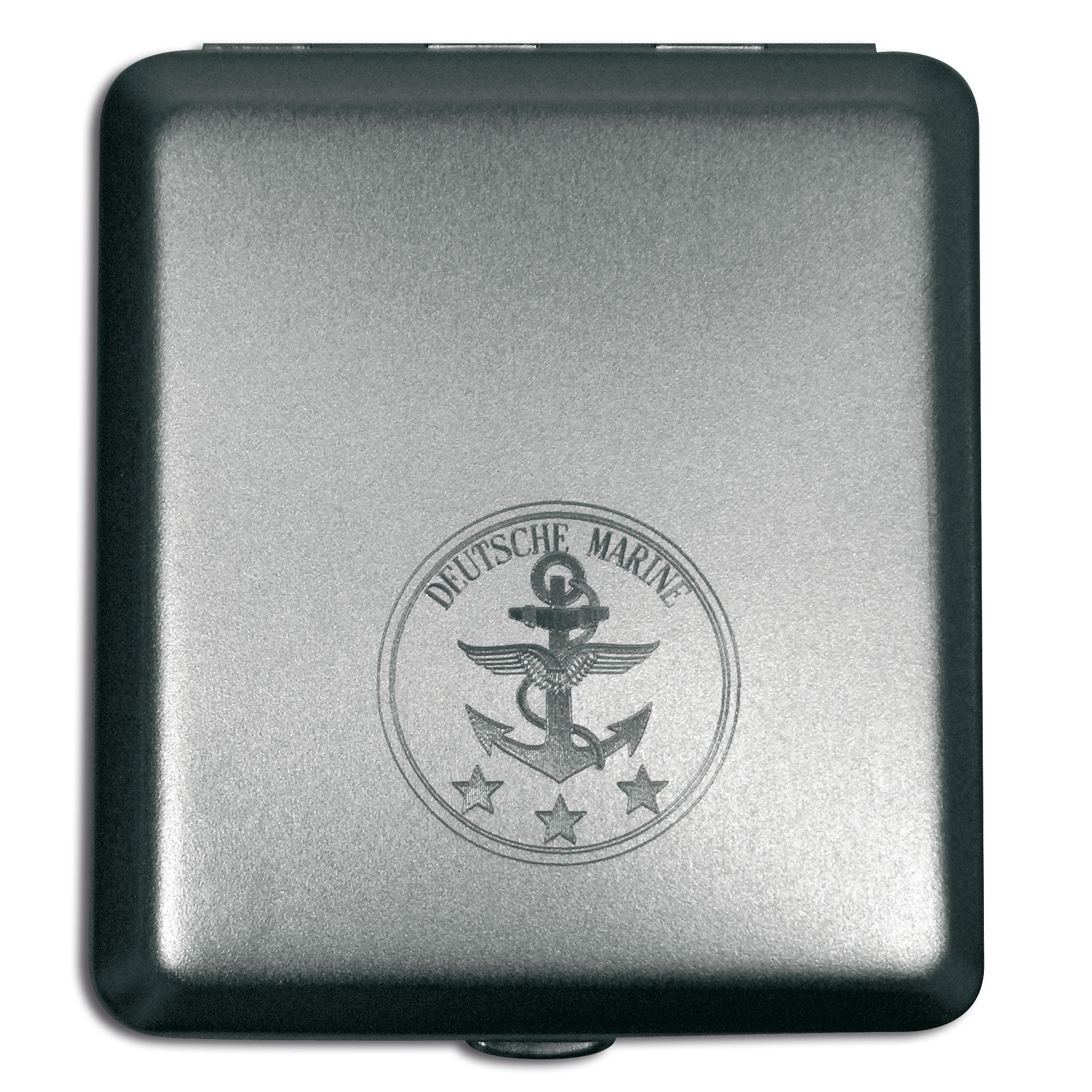 Zigarettenetui Deutsche Marine