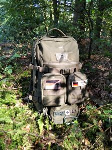 Tasmanien Tiger Modular Daypack