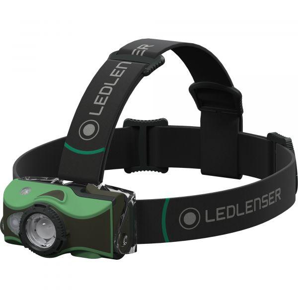 Ledlenser Stirnlampe MH8 grün