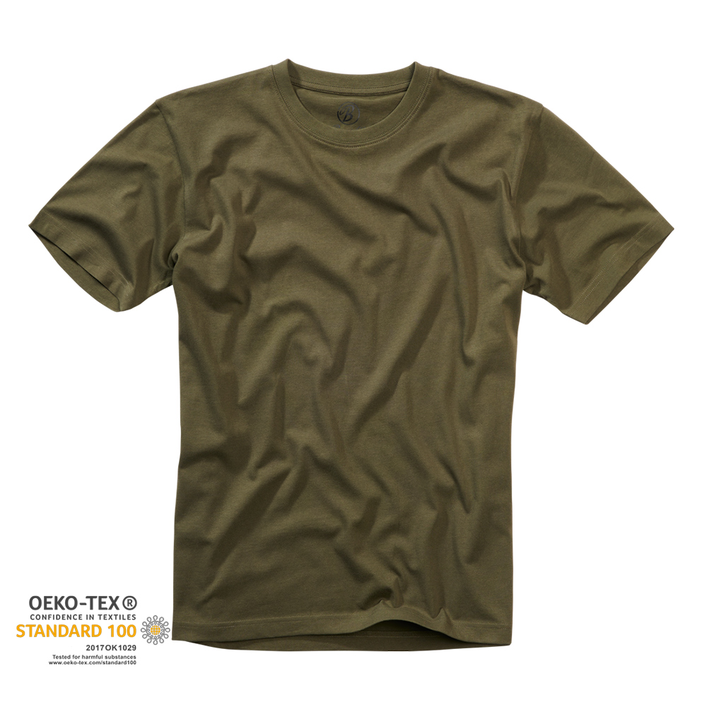 Brandit T-Shirt oliv