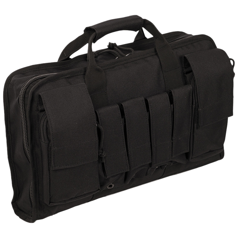 Tactical Pistolentasche groß schwarz