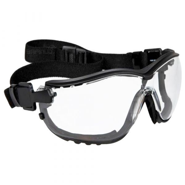 Pyramex Schutzbrille V2G Clear Antifog Glasses schwarz