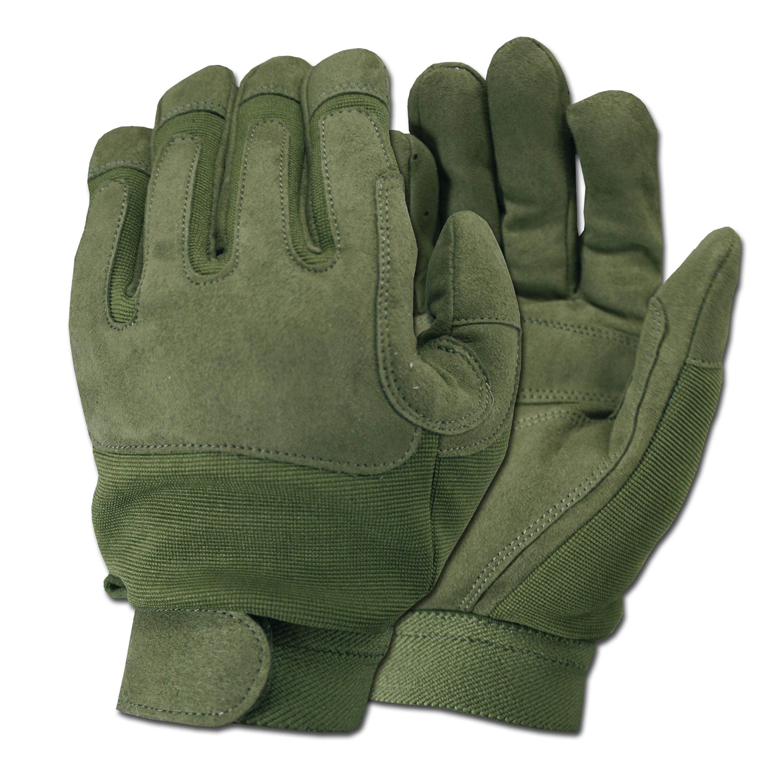 Handschuhe Army Gloves oliv