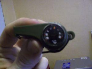 coté thermometre
