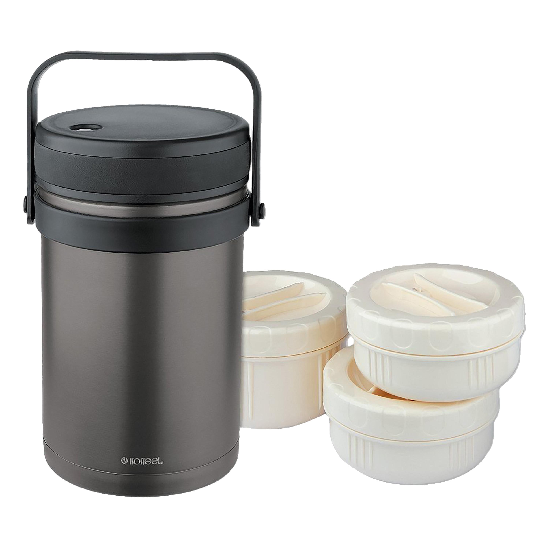Isosteel Isolierbehälter 1.5 L