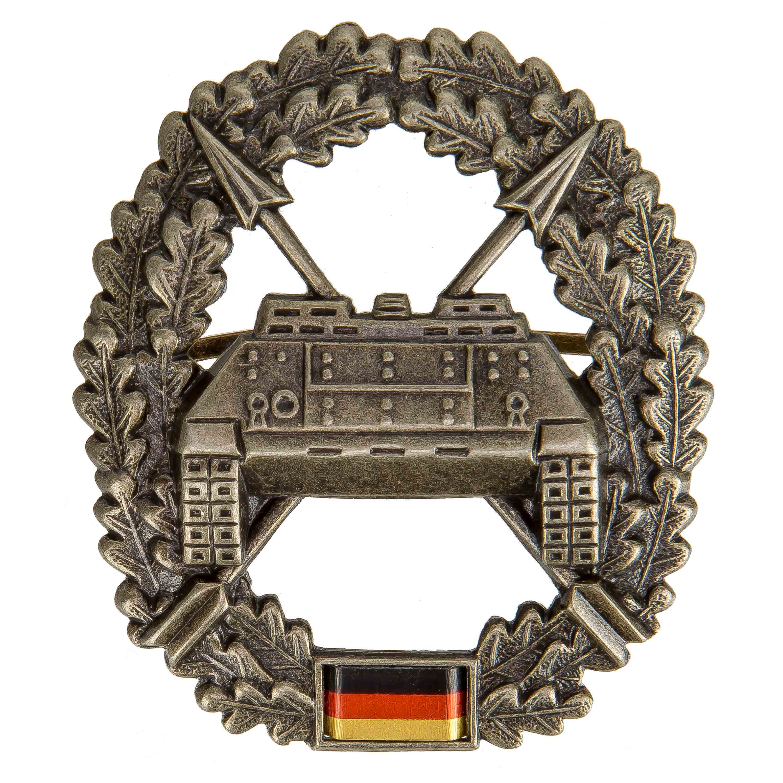 Abzeichen BW Barett Panzerjäger