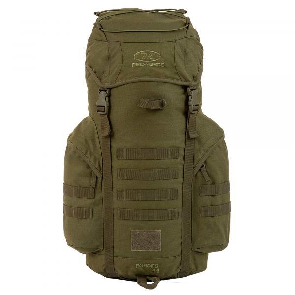 Rucksack Pro Force New Forces 44 L oliv