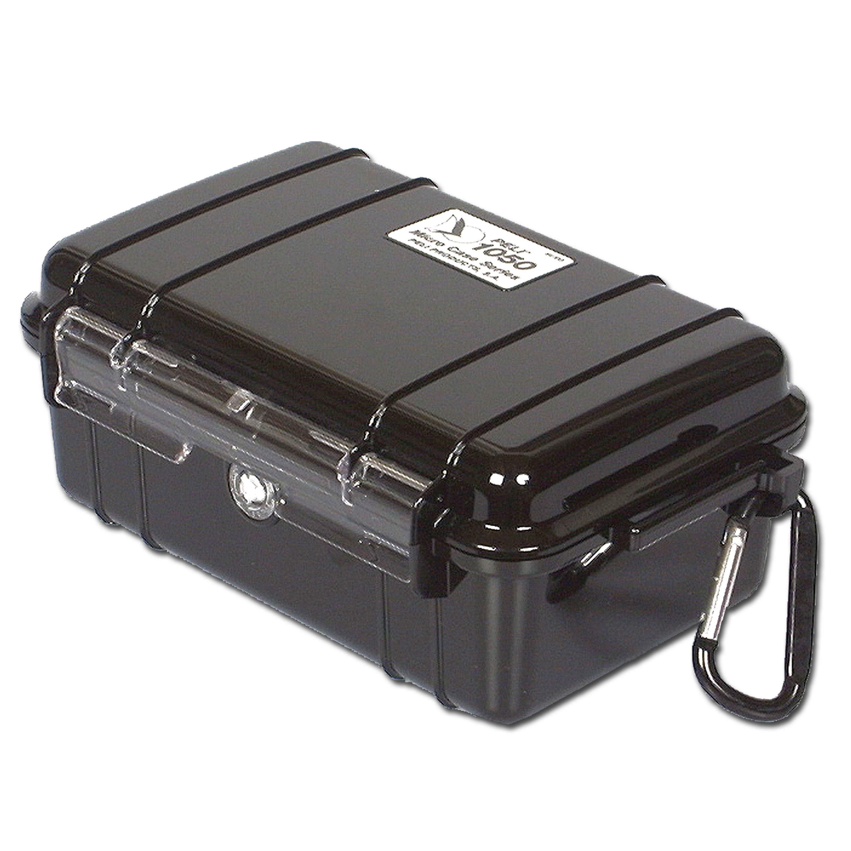 Peli Micro Box 1050 schwarz
