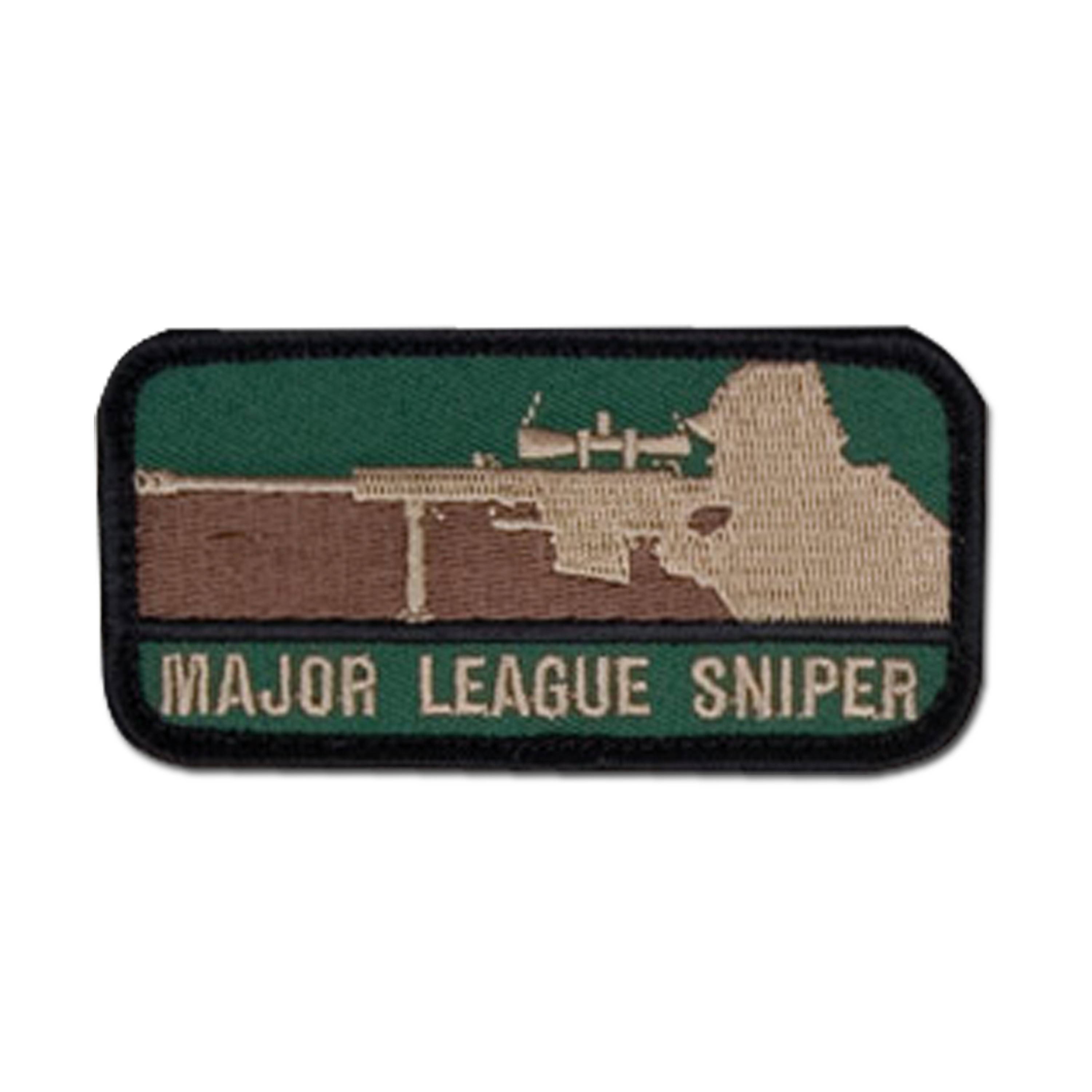 MilSpecMonkey Patch Major League Sniper forest