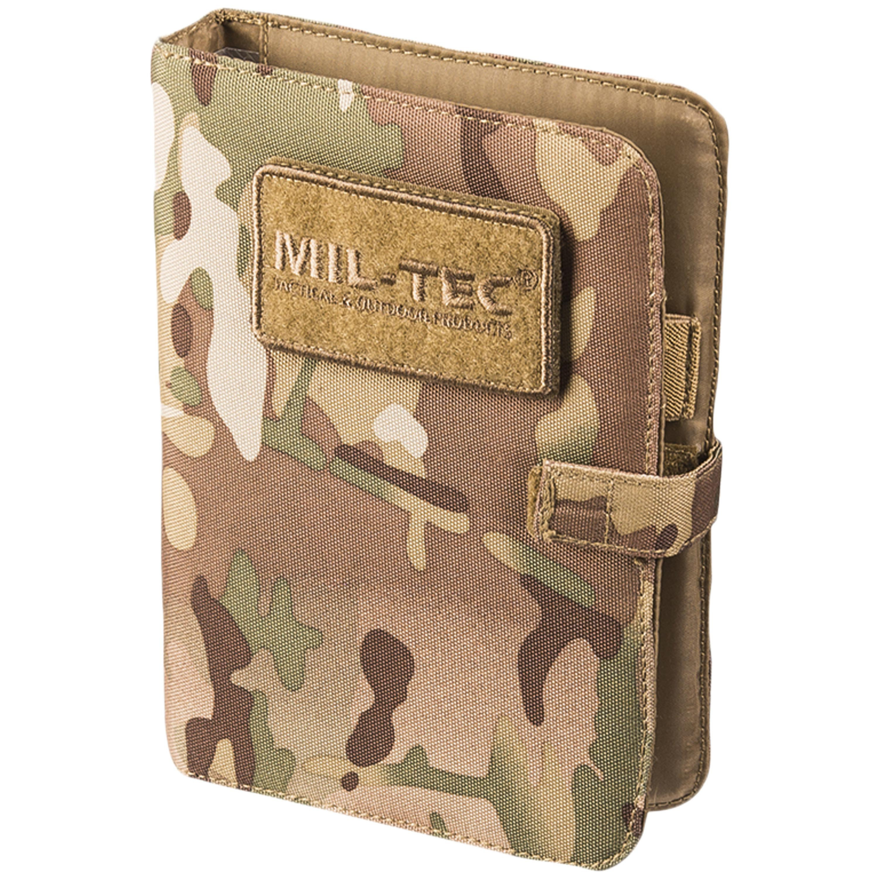 Tactical Notebook small multitarn