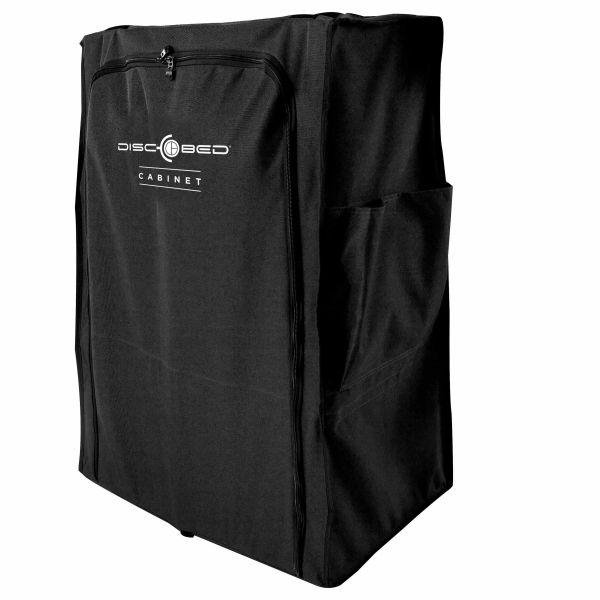 Disc-O-Bed Feldbett Garderobe schwarz