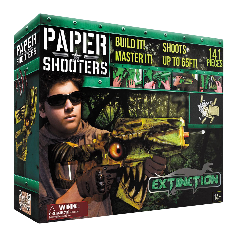 Paper Shooters Bausatz Guardian Extinction