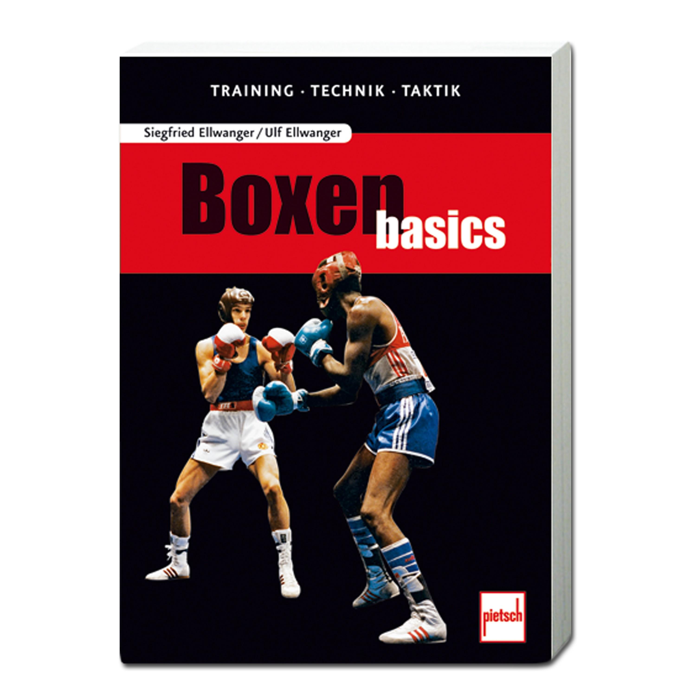 Buch Boxen basics - Training - Technik - Taktik
