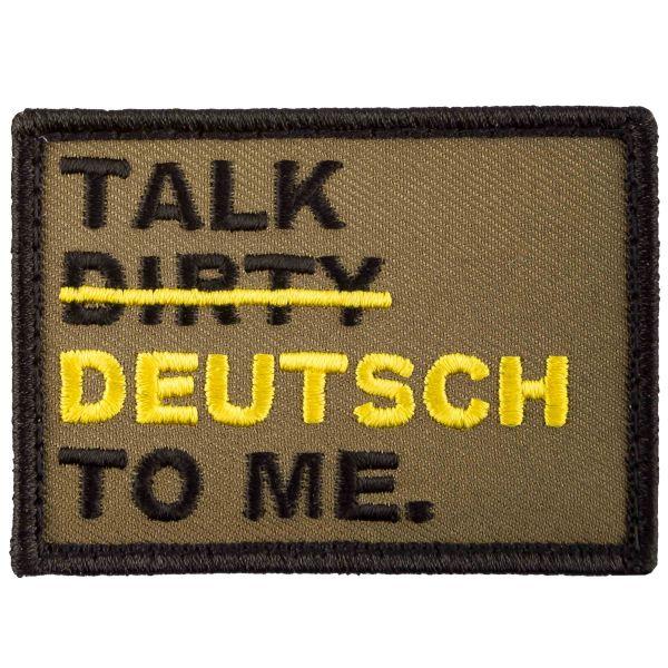 Café Viereck Patch Talk Dirty