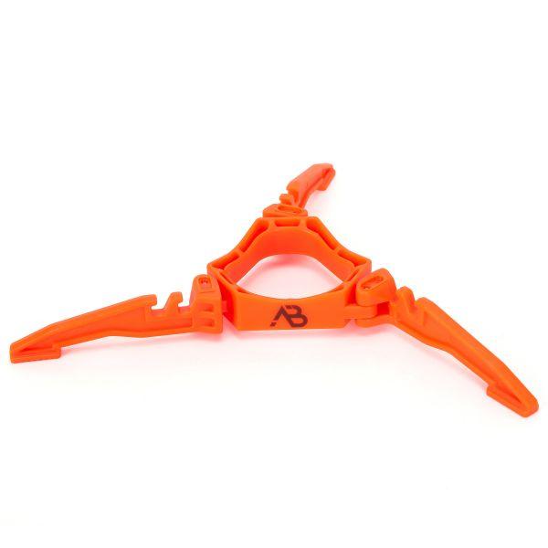 AB Gaskartuschenhalter orange