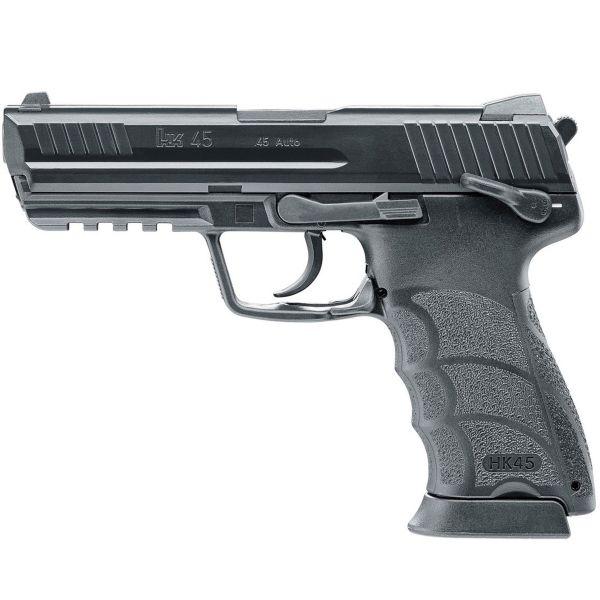 Heckler Koch Airsoft Pistole HK45 Gas Blow Back 1.0 J schwarz