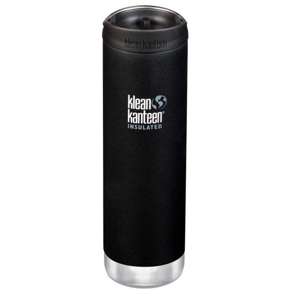 Klean Kanteen Trinkflasche TK Wide VI shale black 592 ml