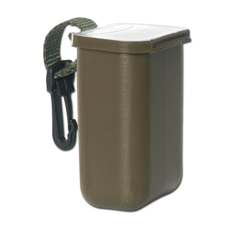 US Dekontaminations-Box oliv