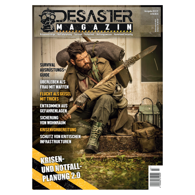 Desaster Magazin 03/17