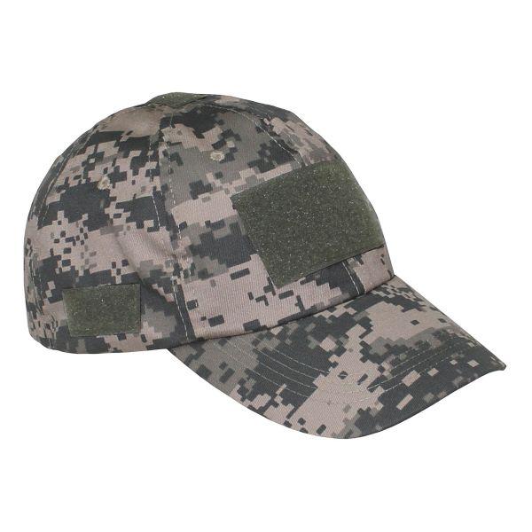 Einsatz-Cap mit Klett Universalgröße AT-digital