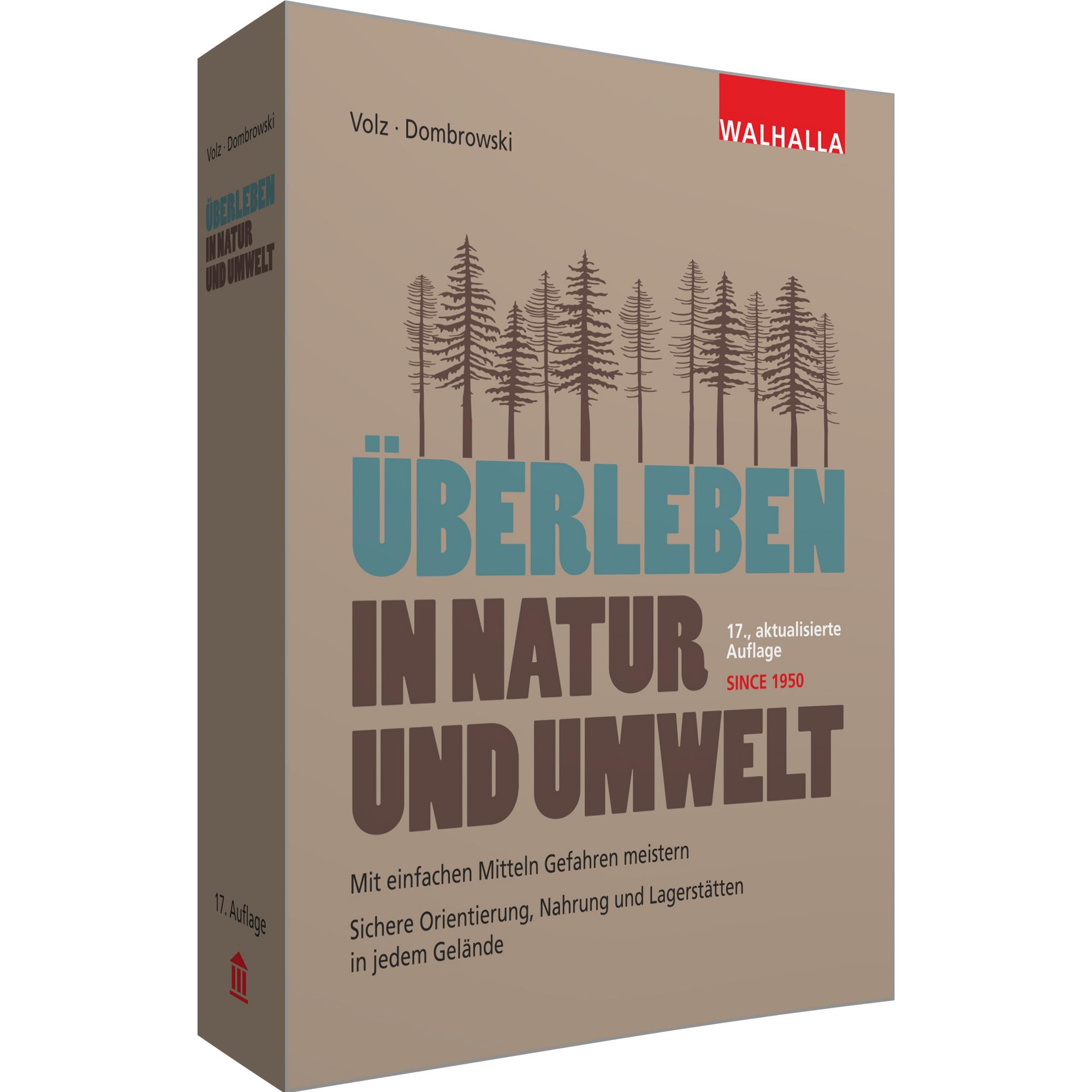 Buch Überleben in Natur und Umwelt