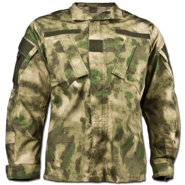 US Feldjacke ACU MIL-TACS FG Ripstop