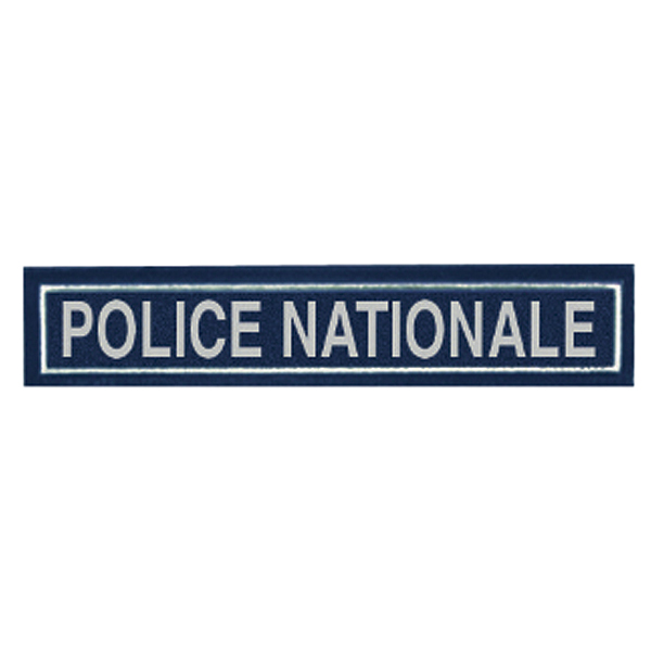 TOE Concept Reflektionsband Police Nationale