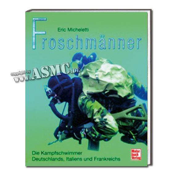 Buch Froschmänner