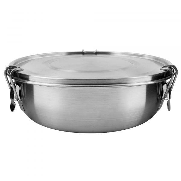 Tatonka Essensbehälter Food Box 0.75 L stainless steel