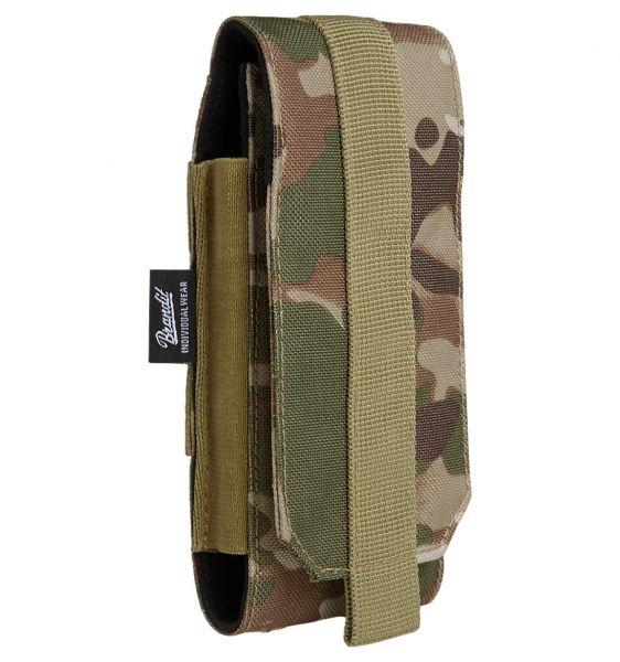 Brandit Handytasche Molle Phone Pouch large tactical camo