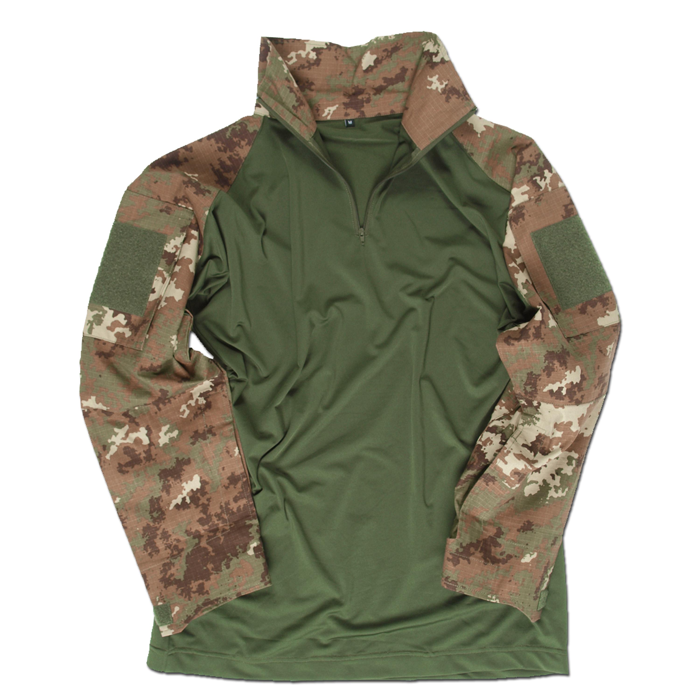 Combat Shirt Mil-Tec vegetato