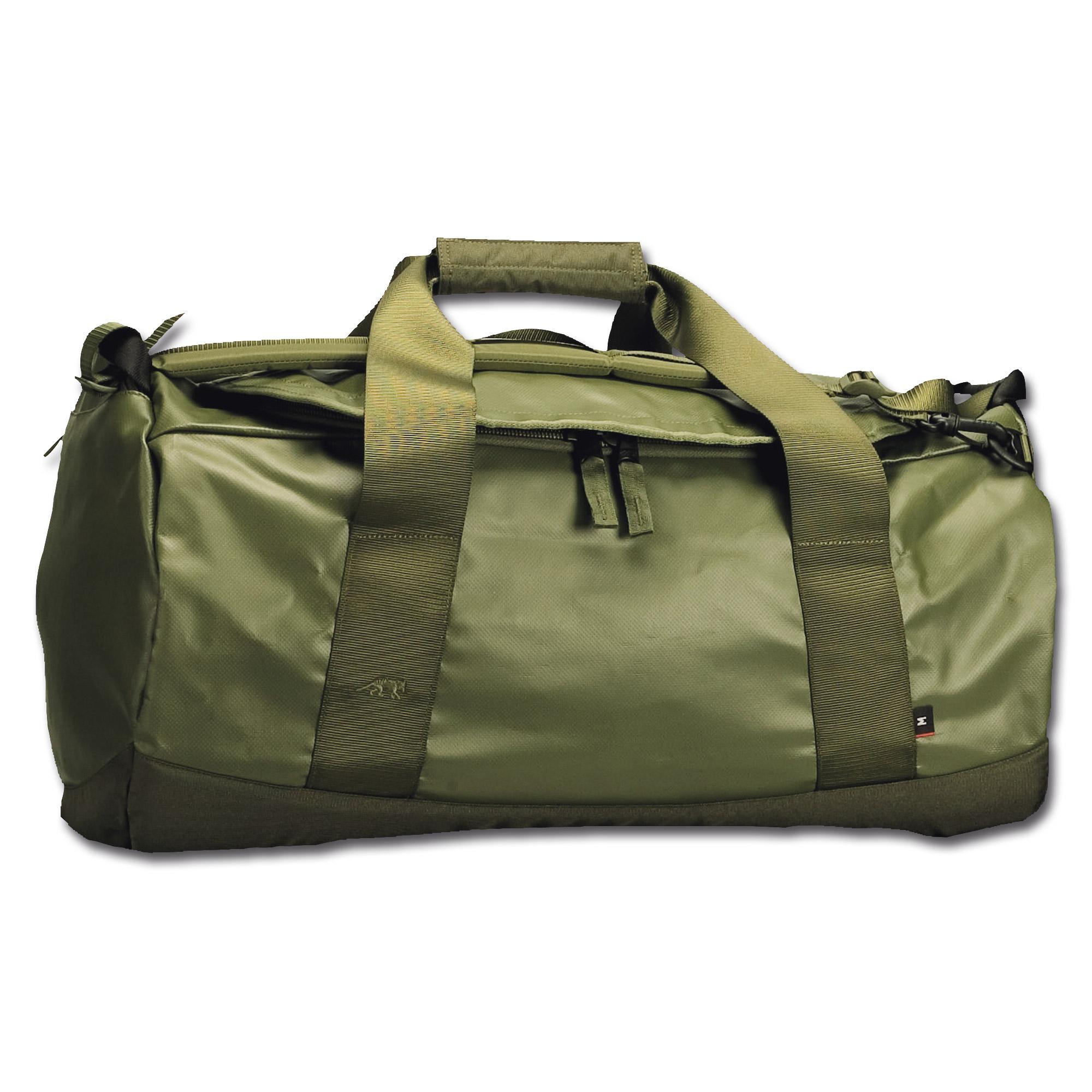 Tragetasche TT Barrel Bag L oliv