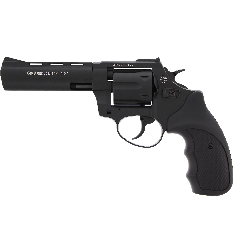 Zoraki Revolver R1 schwarz 4.5 Zoll
