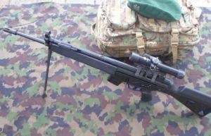 Schießausbildung mit PSG HK 33