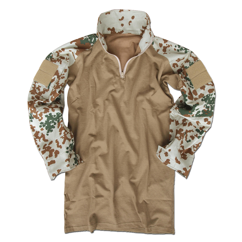 Combat Shirt Mil-Tec fleckdesert