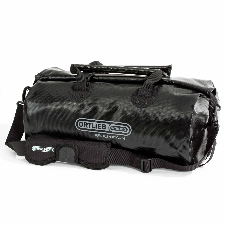 Ortlieb Packsack Rack-Pack 24 Liter schwarz