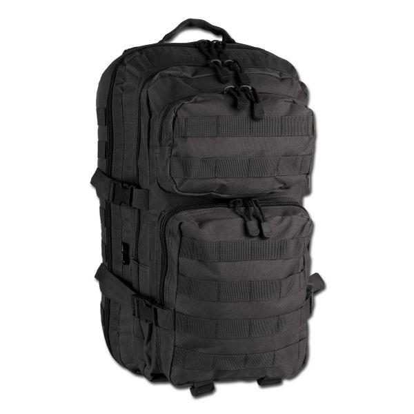 Rucksack Assault Pack One Strap Large schwarz