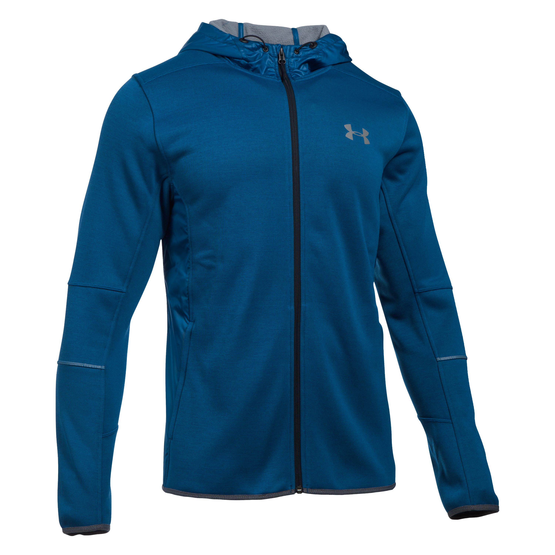 Under Armour Pullover Swacket blau