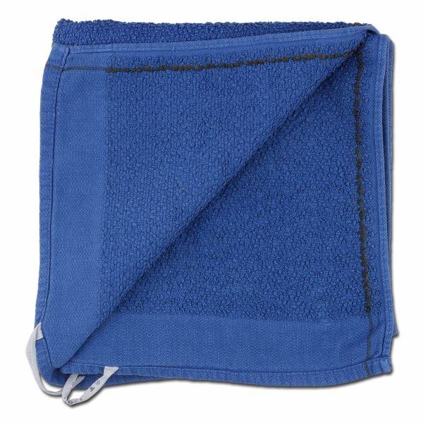 BW Handtuch blau neuwertig
