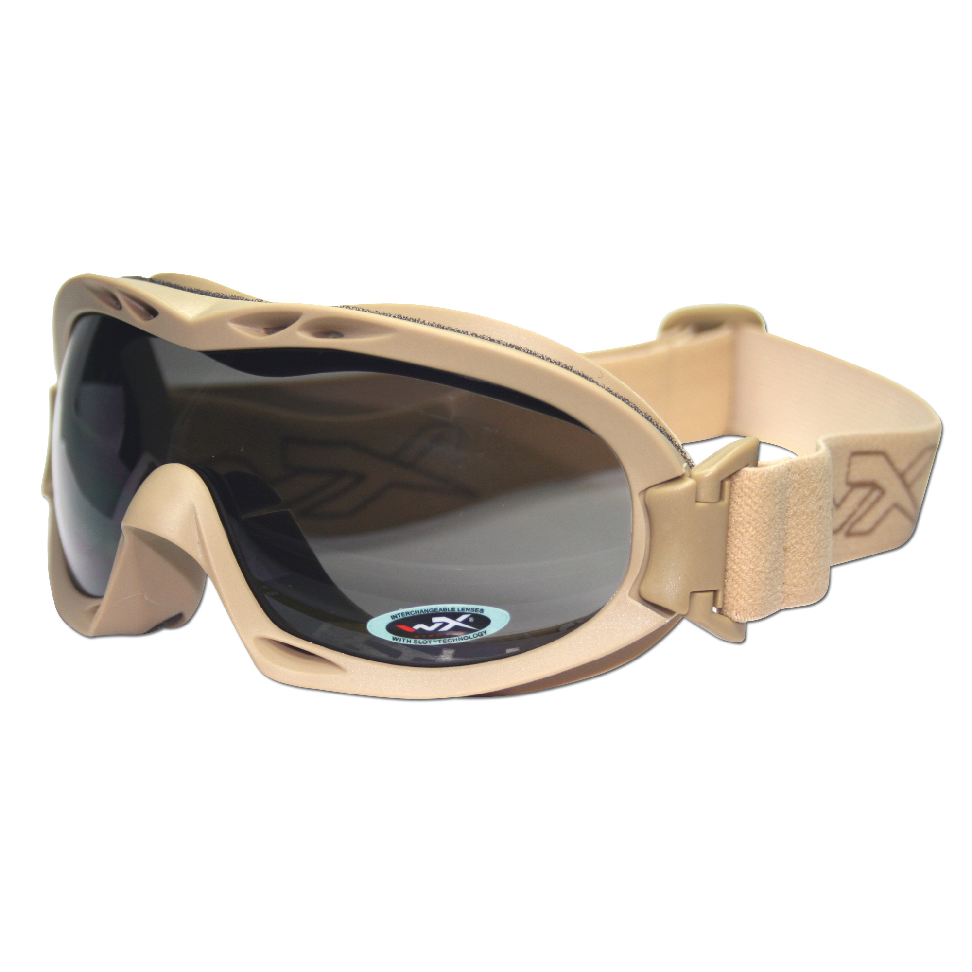 Brille Wiley X Nerve tan