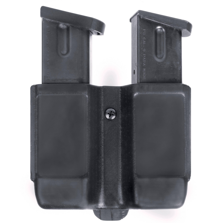 Blackhawk CQC Double Row Mag Case schwarz