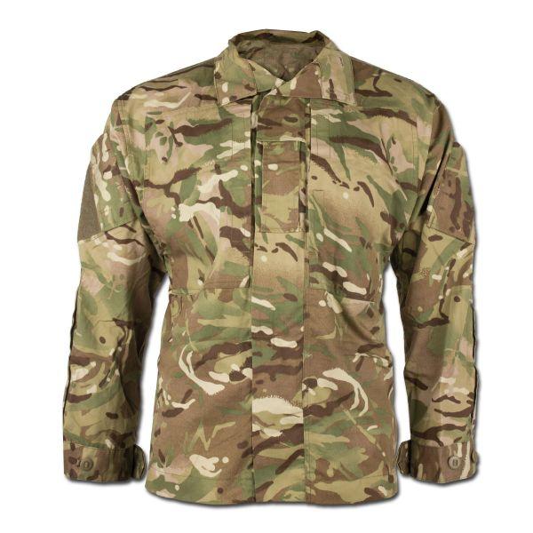 Britische Combat Feldjacke MTP tarn gebraucht