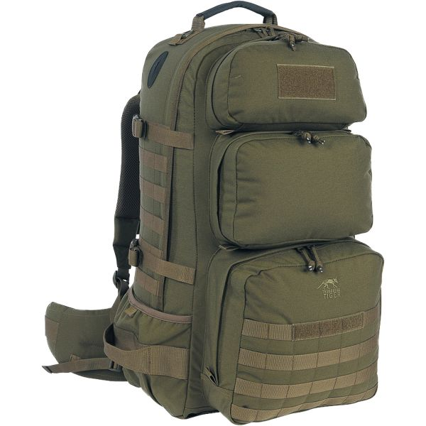 Tasmanian Tiger Rucksack Trooper Bag oliv II