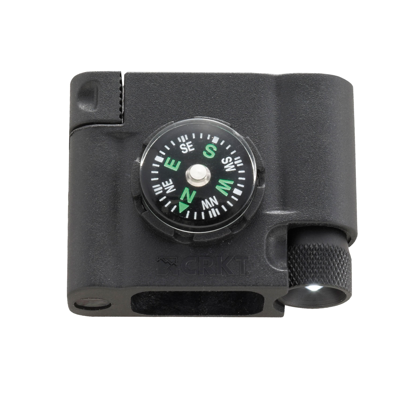 Stokes Survival Bracelet Accessory - Compass L.E.D & Fire Starte